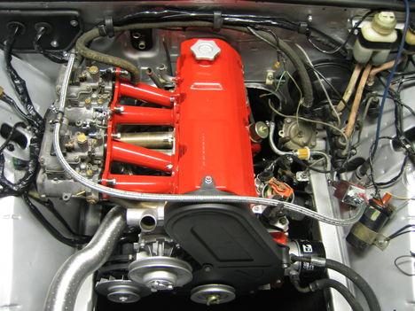 Új motor a tipusban