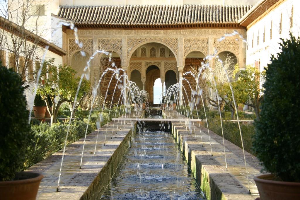 Cuanto se tarda en ver la alhambra
