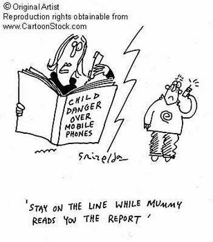 gyerekeknek veszélyes a mobilozás - maradj vonalban, amíg mami elolvassa
