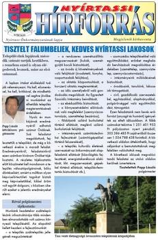 mai vidéki újság