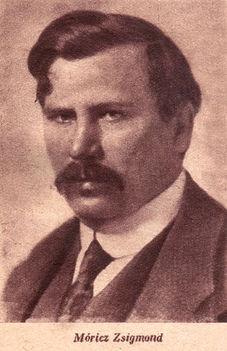 Móricz Zsigmond, 1928