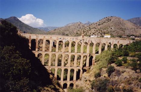 Nerja-római vízvezeték