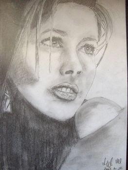 Portré-lány
