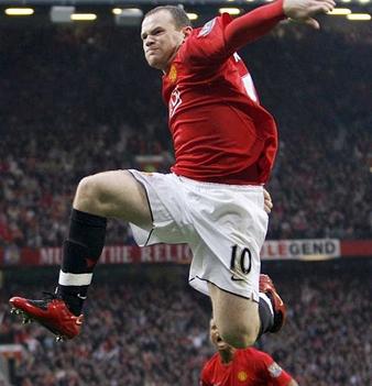 Rooney gólöröme