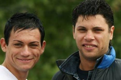 Tamás és Alex