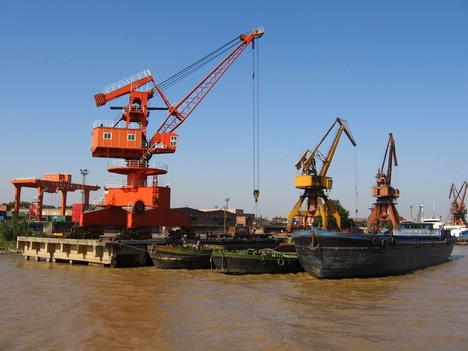 Yangchei kikötő