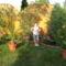 Anyósom kertje Küngösön 3