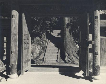 Entrance to a Mountain Shrine