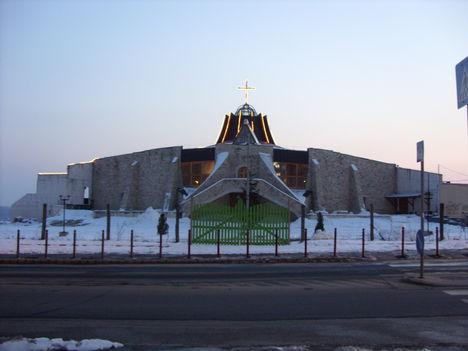 Gazdagrét Szent Angyalok Temploma  1