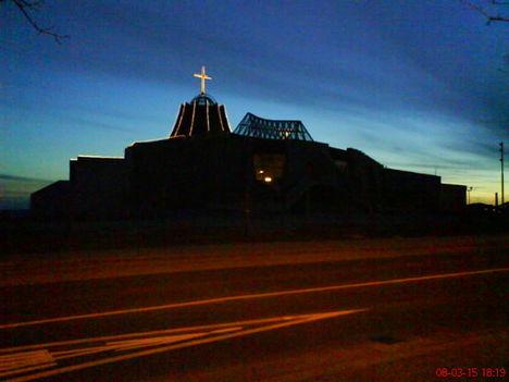 Gazdagrét Szent Angyalok Temploma  4