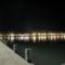 Balatonfüred, távalban a borhét fényeivel...(augusztus)