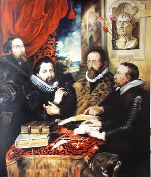 Rubens: Filozófusok