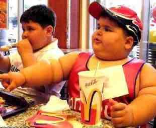 gyerekkori elhízás