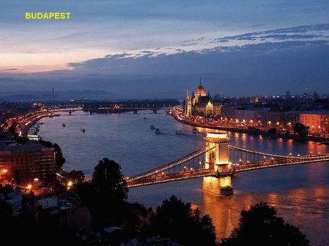 Éjszaka-Budapest