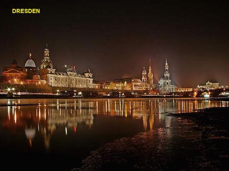Éjszak-Dresda
