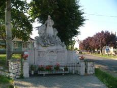 I. Világháborús Hősi emlékmű 1921