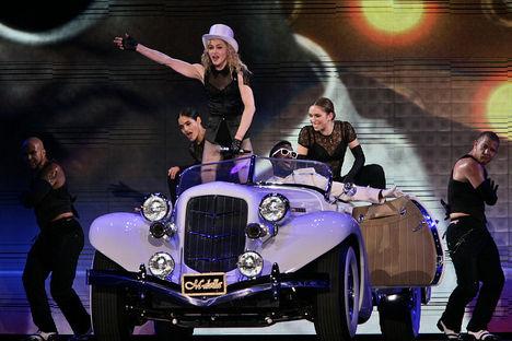 Madonna Budapesten