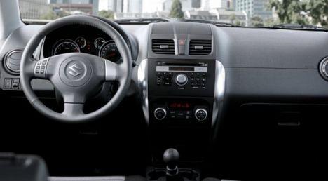 2009 Suzuki SX4_2