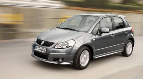 2009 Suzuki SX4_4
