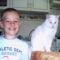 Marci és a Berci cica