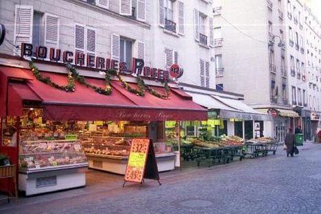 piac párizsban