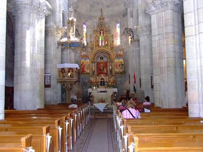 Lébényi Szent Jakab templom