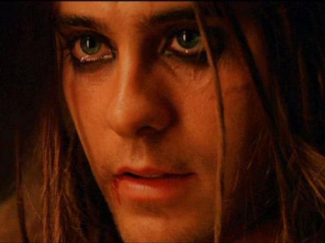 Jared Leto(Nagy Sándor,a hódító-Hephaistion)