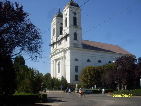 Református templom-Kunhegyes
