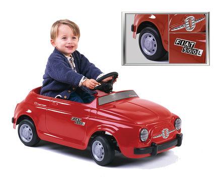 Fiat 500 pedálos