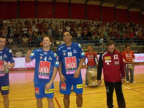Gergő, Pérez és Peric boldog
