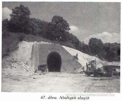 Abaliget alagút 1