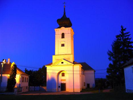 Écs templom