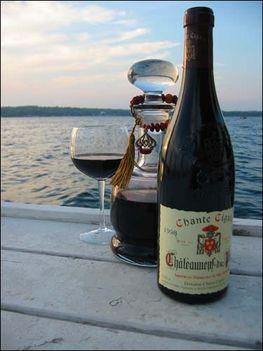 bor és tenger