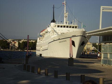 Zadar kikötő