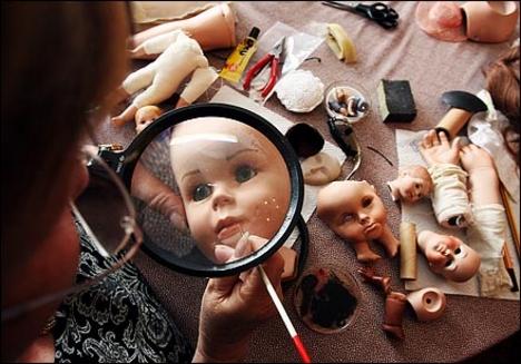 baba javítás a babaklinikán