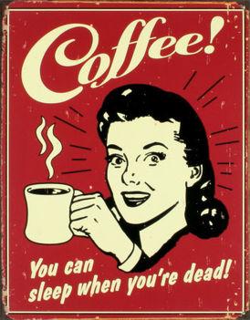 retró kávé reklám 4