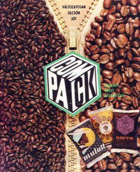 retró kávé reklám 6