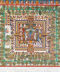 A gyógyító Buddha paradicsoma