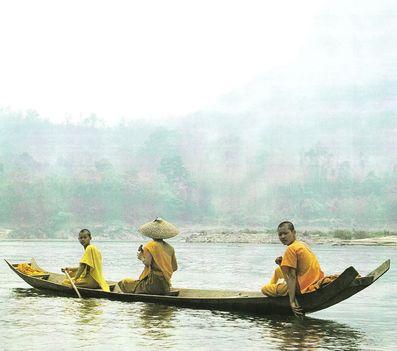 Mekong - Indokínai határfolyó