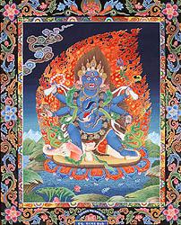Shadbhuja Mahakala Mgon Po Phyag