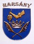 Harsány címere