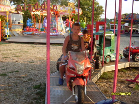 Nyár...2009-ben...