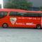 futbalclub autóbusza