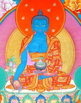 Menla - Gyógyító Buddha