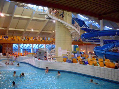 Lutzmannsburg hullám-medence