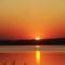 Balaton, csodás naplementéje.--Hajni 1