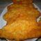 rántott csirkemell házilag készített zsemlemorzsával