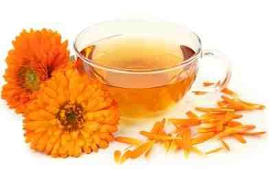 koromvirag tea