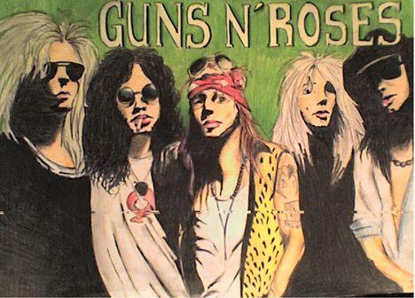 guns n' roses(Rajzom) =)