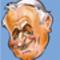 janos_pal_papa_karikatura_caricature